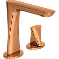 Torneira Para Banheiro Mesa Dk Red Gold - 1191.Gl16.Rd - Deca - Deca