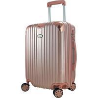 Mala De Viagem Contempo- Ros㪠Gold & Prateada- 54,5Xjacki Design