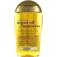 Óleo Capilar Ogx Argan Oil Of Morocco - 100Ml - Unissex-Incolor