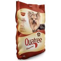 Ração Para Cães Quatree Gourmet Adultos Raças Pequenas 3Kg