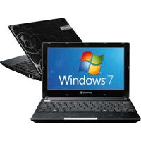"Netbook Acer Lt2304P - Intel Atom N450 - Ram 2Gb - Hd 250Gb - Tela 10.1"" - Windows 7 Starter"