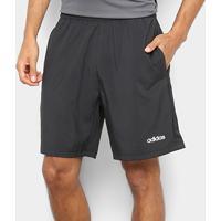 Bermuda Adidas Design 2 Move Climacool Masculina - Masculino-Preto