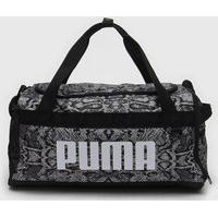 Bolsa Puma Challenger Duffel Bag S Grafite