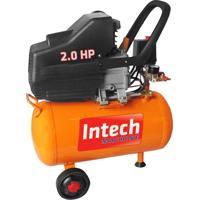 Compressor De Ar 25 Litros 2 Hp Ce325 - Intech Machine