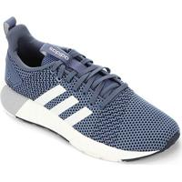 Tênis Adidas Questar Byd Masculino - Masculino-Azul+Branco