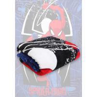 Cobertor Solteiro Lepper Spider Man Estampado 1,50 X 2,20