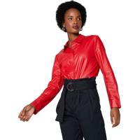 Camisa Leather