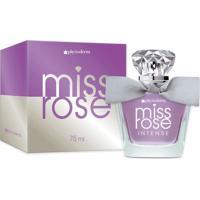 Colônia Phytoderm Miss Rose Intense Feminino