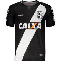 Camisa Topper Ponte Preta Ii 2018 Masculina - Masculino