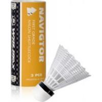 Peteca Badminton Navigator Ahead Winmax Wmy02816 Branco . - Kanui