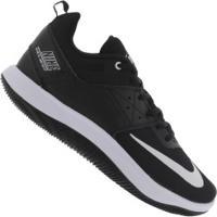 Tênis Nike Fly By Low Ii - Masculino - Preto/Branco