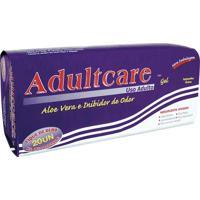 Absorvente Geriátrico Adultcare Unissex 20 Unidades