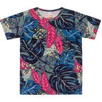 Camiseta Marisol Verde Menino