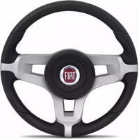 Volante Esportivo Mustang Automotivo Fiat Com Cubo