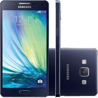 Usado Smartphone Samsung Galaxy A5 Duos A500 Desbloqueado Preto (Excelente)
