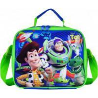 Lancheira Térmica Disney Toy Story Mission Control