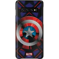 Capa Protetora Samsung Galaxy S10 Marvel Series Smart Coves Capitão América