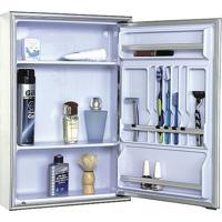 Armário De Sobrepor Liso 1 Porta 1105 - 44X59Cm - Cris Metal