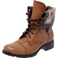 Bota Mega Boots 3007 Bege