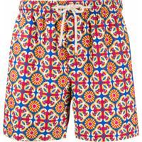 Peninsula Swimwear Short De Natação Amalfi M2 - Laranja