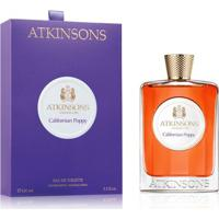 California Poppy De Atkinsons Eau De Toilette Feminino 100 Ml
