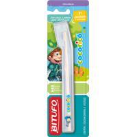 Escova Dental Infantil Bitufo Cocoricó Primeiro Dentinho 1 Unidade