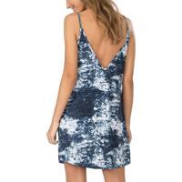 Vestido Live Color Demin Azul P