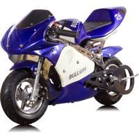 Mini Moto Bk-R6 49Cc Azul