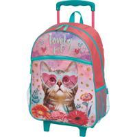 Mala C/Carri G Mft Infantil Lovely Pets