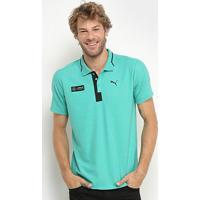 Camisa Polo Puma Motorsport Minilogo Masculina - Masculino