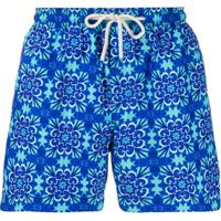 Peninsula Swimwear Short De Natação Vendicari M3 - Azul