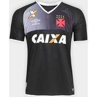 dfe442bc9f Camisa Vasco Goleiro 17 18 S Nº Torcedor Umbro Masculina - Masculino
