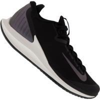 Tênis Nike Court Air Zoom Zero Hc - Masculino - Preto/Roxo