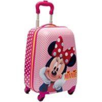 Mala Malinha Infantil Minnie 360 Mouse Rosa Tam G Sestini 2019