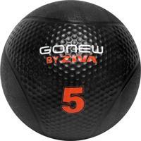 Medicine Ball Gonew By Ziva 5 Kg - Unissex