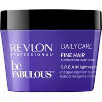 Revlon Professional Be Fabulous Lightweight - Máscara Para Cabelos Finos 200Ml - Unissex