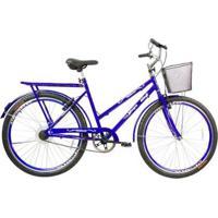 Bicicleta Mega Bike Valência Gold Aro 26 Freio V-Break Quadro Aço - Unissex