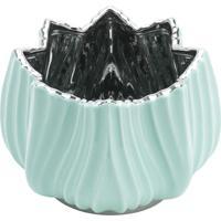 Vaso Decorativo De Cerâmica Lake P