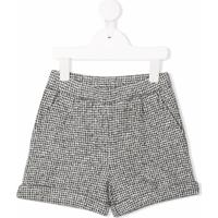 Douuod Kids Fleece Shorts - Cinza