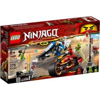 Lego Ninjago - Legacy - Kai Cicle & Zane Snowmobile - 70667