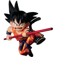 Figura Colecionável - 12 Cm - Dragon Ball Z - Goku - Bandai - Unissex-Incolor