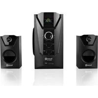 Mini System Dotcell Usb Mp3 20W Rms Dcs2107 Preto