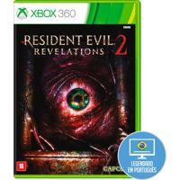 Jogo Resident Evil: Revelations 2 Para Xbox 360 (X360) - Capcom