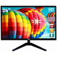 Monitor Led 24Apos; Hq Widescreen Full Hd 24Hq-Led Hdmi
