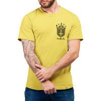 2b6c72ca7a El Cabriton  Cbf (Brasão Preto) - Camiseta Basicona Unissex