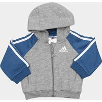 Jaqueta Infantil Adidas Baby I Fav Log Fzh Masculina - Masculino