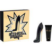 Kit Perfume Carolina Herrera Good Girl Suprême Eau De Parfum Feminino 80Ml + Hidratante Corporal 100Ml Único