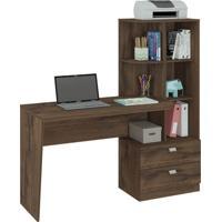 Mesa Para Computador Elisa 2Gv Café
