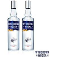 Vodka Wyborowa 750Ml - 02 Unidades