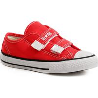 Tênis Converse All Star Border 2 Kids Vermelho Ck05070004